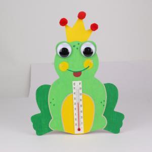 Le thermomètre grenouille à personnaliser est une excellente activité pour les enfants afin de leur expliquer comment fonctionne la température. Simple à réaliser, cette activité plaira à tous les enfants et sera utile une fois installée.