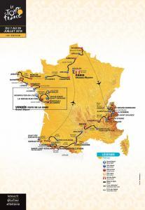 Bricolages, activités et coloriages autour du tour de France et du cyclime. Vous trouverez dans la rubique des coloriages de vélo, des coloriages de cyclistes ou des activités sur le tour de France.