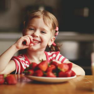 Les fraises, un aliment équilibré et bon pour la santé !