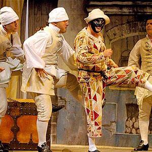 masque animalier du Carnaval de Venise