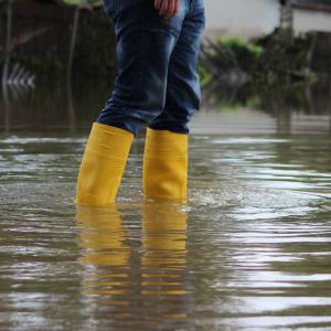Les risques climatiques peuvent entraîner deux types de conséquences : la raréfaction de l'eau et la pollution de l'eau. Si certains risques naturels comme les cyclones ou les tempêtes peuvent êtres pr&a