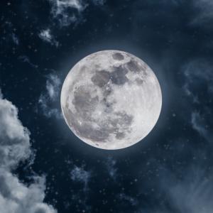 lune - mot du glossaire Tête à modeler. Définition et activités associées au mot lune.