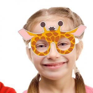 Des lunettes en forme d'animaux à colorier avec des feutres ou des crayons de couleur. Pour terminer ces lunettes il suffit de les colorier ou éventuellement de les peindre en suivant les dessins pré-imprimés. Les enfants qui le souhaitent peuvent c