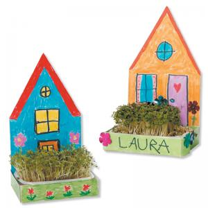 Maisons jardinières