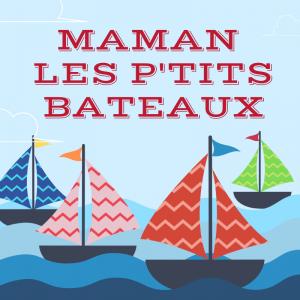 """Retrouvez la chanson """"Maman les petits bateaux"""", la célèbre comptine sur les bateaux à découvrir en vidéo ! Imprimez la partition, les paroles de la chanson sur notre page pour la chanter avec les enfants ! Une jolie comptine """"maman les petit bateau"""" idéa"""