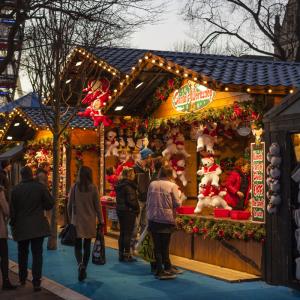 Marché de Noël - préparer, organiser un marché de Noël
