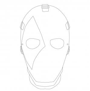 Un masque Fortnite afin de se déguiser en Joker Carreau. Il suffit d'imprimer le masque, de le colorier et votre enfant pourra jouer à Fortnite dans la vraie vie. N'oubliez pas d'imprimer le masque sur du papier épais afin qu'il soit plus résistant.