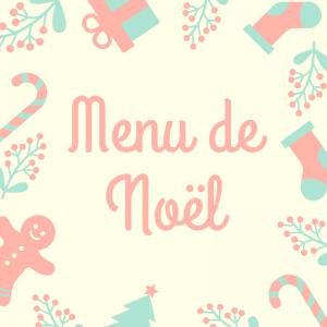 Imprimez gratuitement votre menu de Noël pour préparer un repas de Noël que personne n'oubliera. Il suffira juste d'y inscrire l'entrée, le plat et le dessert : Un menu à imprimer gratuit qu'il vous faut.