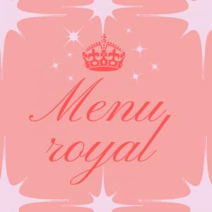 Imprimez gratuitement votre menu de Princesse pour préparer un repas sur le thème des Princesses que personne n'oubliera. Il suffira juste d'y inscrire l'entrée, le plat et le dessert : Un menu à imprimer gratuit qu'il vous faut.