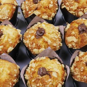 Recette des muffins au Nutella, une recette non classique de muffins, ces petits gâteaux pour le goûter, les anniversaires d'enfants ou le dessert. Recette des muffins illustrée de photos.