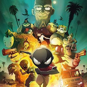 Mutafukaz est un film d'animation franco-japonais réalisé par Shoujirou Nishimi et Guillaume Renard. Repris en salle en mai 2018, ce chef d'œuvre est à redécouvrir pour le plus grand plaisir des enfants à partir de 12 ans et des amateurs de dessins animés