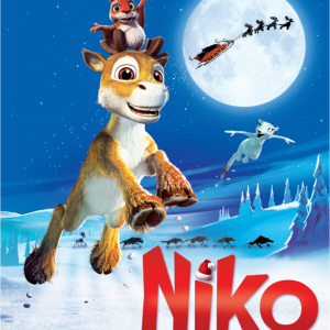Niko, le petit renne, vit avec sa maman et toute la tribu dans la paisible Vallée des rennes. En secret, Niko ne rêve que d'une chose : rencontrer son père, membre de la légendaire Brigade du Père Noël. Pour cela, le petit renne s'entraîne sans cesse à vo