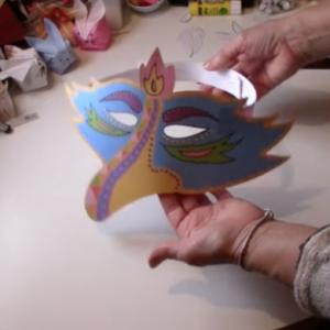 Modèle d'âne pour les animaux de la ferme. Un paper toy d'âne à imprimer pour réaliser des jouets en papier sur les animaux de la ferme. Ce modèle de paper toy vous permettra de fabriquer un