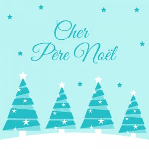 """Papier à lettre de Noël ancien comportant des lignes pour guider l'écriture des enfants. Ce papier à lettre est décoré d'un gros traîneau."""" 1=""""Papier à lettre P"""