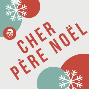 Imprimer le papier à  lettre père noel 1  , pour écrire sa lettre au père Noël