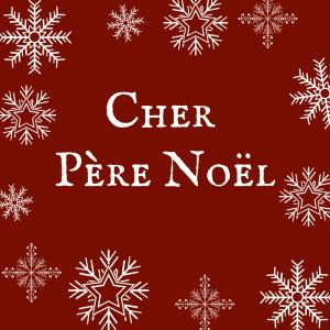 """Une feuille de papier à lettre jauni, comme un papier ancien, à imprimer pour écrire sa lettre au Père Noël. Un papier à lettre gratuit"""" 1=""""Papier à lettre Pèr"""