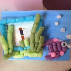 Des idées de cadeaux souvenirs de vacances à fabriquer avec les enfants