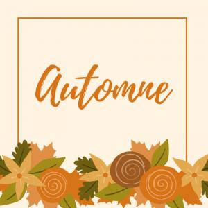 """Poésie """" Feuille d'automne """" de Guillaume Apollinaire. Une comptine, poésie à imprimer gratuitement"""