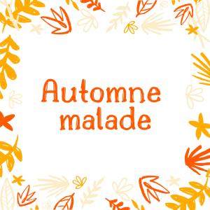 """La poésie """" Automne malade """" de Guillaume Apollinaire est à lire, réciter et illustrer. Une activité pour découvrir que l'automne à toujours été une source d"""