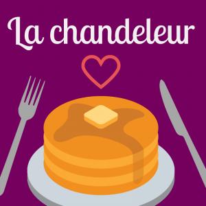 Poésie de la Chandeleur à imprimer gratuitement avec les paroles afin de l'apprendre en famille pour la Chandeleur.
