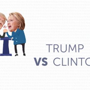 Les explications de francetv éducation sur les candidats Trump et Clinton