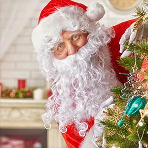 Toutes les réponses à la question des enfants : pourquoi le Père Noël est rouge ?