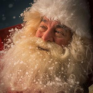Toutes les réponses aux questions des enfants sur le Père Noël : Pourquoi le père Noël passe-t-il par la cheminée ?