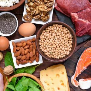 Proteine - mot du glossaire Tête à modeler. Définition et activités associées au mot Proteine.