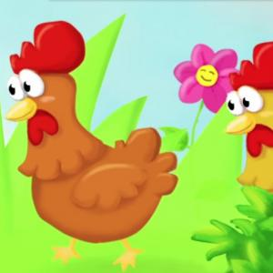 """Paroles de la chanson """"Quand trois poules"""""""