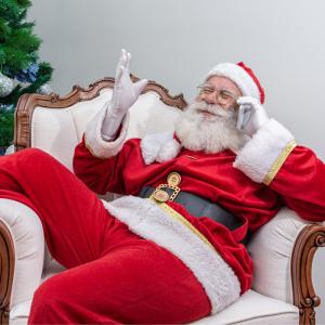 A l'approche des fêtes de fin d'année, la plupart des enfants ressentent l'envie incommensurable de pouvoir échanger avec le Père Noël.