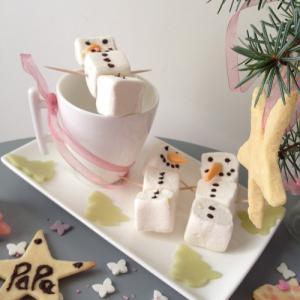 Une recette facile à réaliser avec les enfants pour un Hiver ou un Noël à croquer