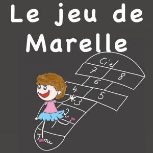 Règle du jeu de Marelle classique version facile