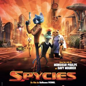 Spycies est un film de Guillaume Ivernel qui raconte l'histoire de Vladimir, un agent secret doué mais incontrôlable, mis à pied sur une plateforme offshore. Retrouvez la bande annonce et des infos sur ce film.