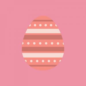 Comptine c'était Pâques