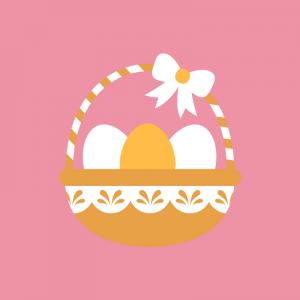 Texte d'une petite comptine de Pâques