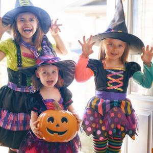 Texte de Trick or Treat la phrase rituelle pour obtenir des bonbons le jour d'Halloween
