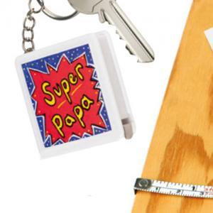 Un tuto pour apprendre à personnaliser le porte clef mètre