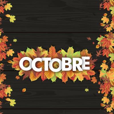 octobre - mot du glossaire Tête à modeler. Définition et activités associées au mot octobre.
