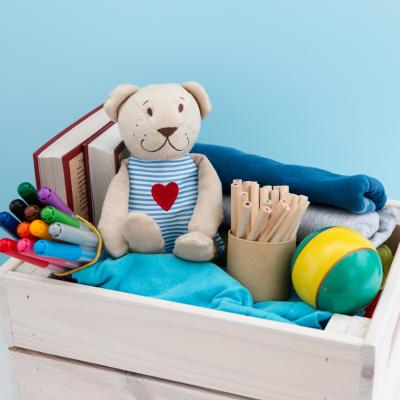 Découvrez la boîte de retour au calme : un super outil pour gérer les colères et les angoisses des enfants. Retrouvez également toutes nos idées d'objets à glisser à l'intérieur.