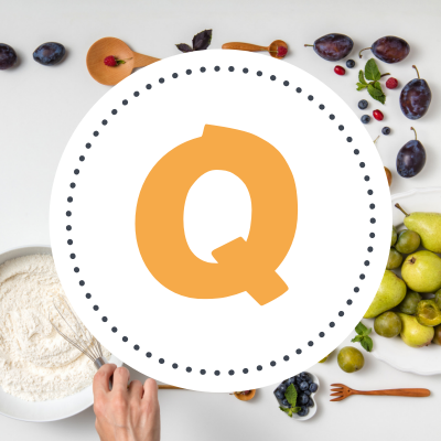 """Sommaire des fiches de cuisine commençant par la lettre """"Q"""". Des recettes de cuisine comme les recettes de quiche ou quatre quart ... Classement alphabétique des fiches de cuisine de Tête à mode"""