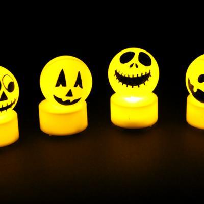 Monstres d'Halloween lumineux