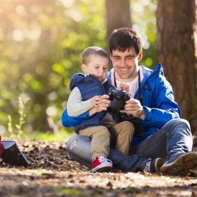 Des idées d'activités pour personnaliser les affaires de balade des enfants