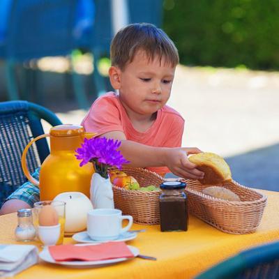 Apprentissage petit déjeuner