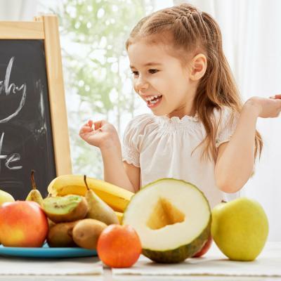 Alimentation des enfants de 4 - 9 ans