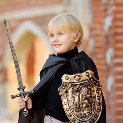 Anniversaire de chevalier : pour vous aider à organiser un anniversaire de CHEVALIER, Tête à modeler vous propose une sélection d'idées, de déguisement, de cartes d'invitation, de g&acir