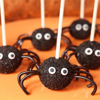 Recette des araignées gâteaux