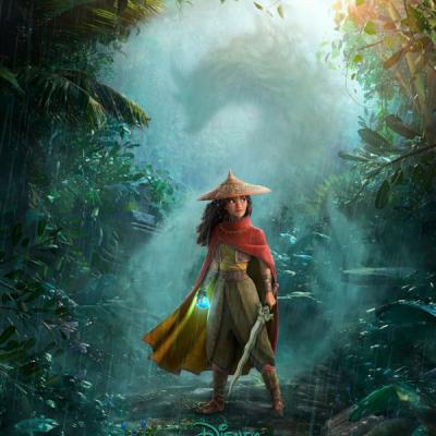 Raya et le dernier dragon est le dernier film des studios Disney. Retrouvez la bande annonce et des infos sur le film.