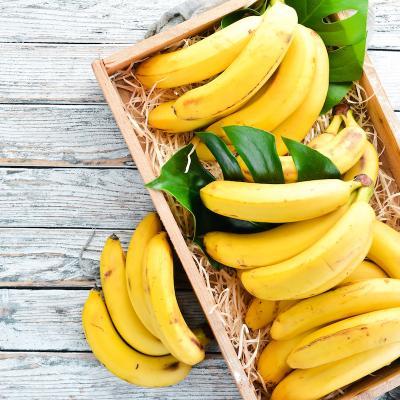 Banane - mot du glossaire Tête à modeler. La banane est le fruit du bananier. Définition et activités associées au mot banane.