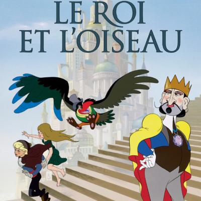Découvrez la bande annonce et des infos sur le film d'animation : Le roi et l'oiseau