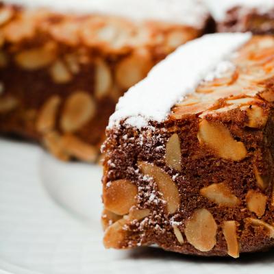 cake chocolat fruit sec